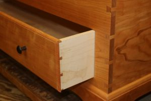blanket chest with drawer