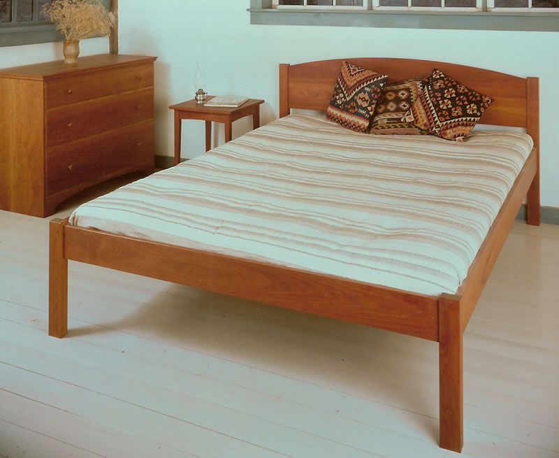 Shaker Platform Bed : Shaker Furniture ...