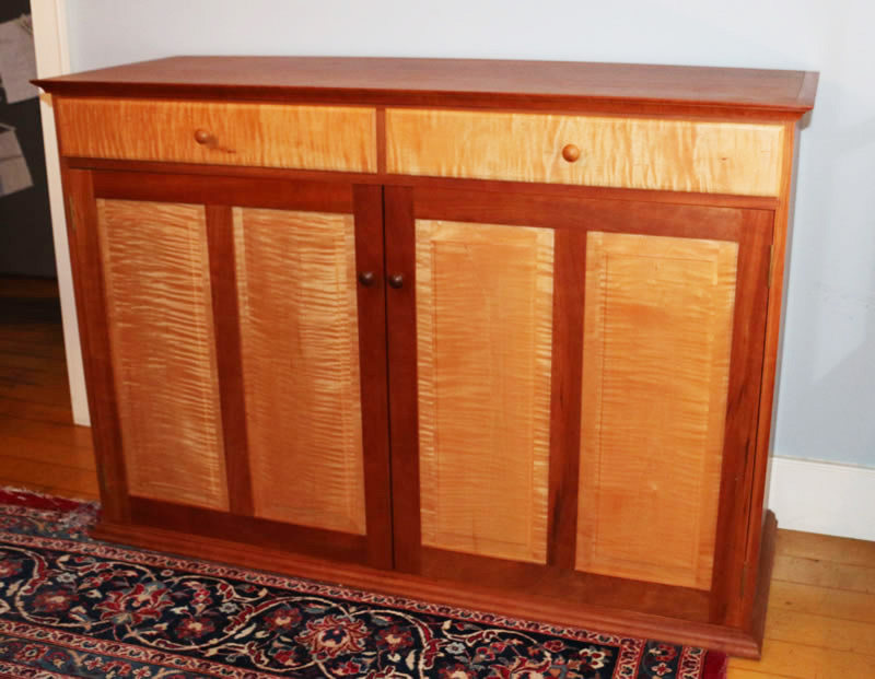 Dovetailed Shaker Sideboard Shaker Furniture Handmade