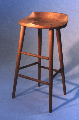 Handmade Hardwood Stools Handmade Furniture Mission