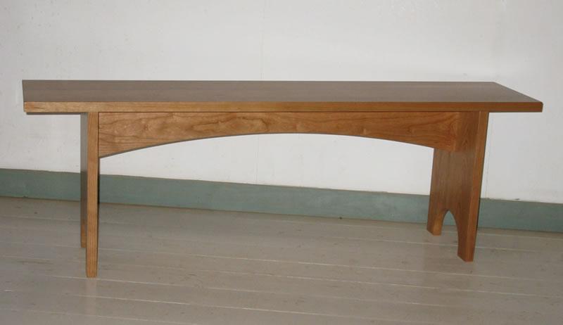 Shaker Furniture Bench