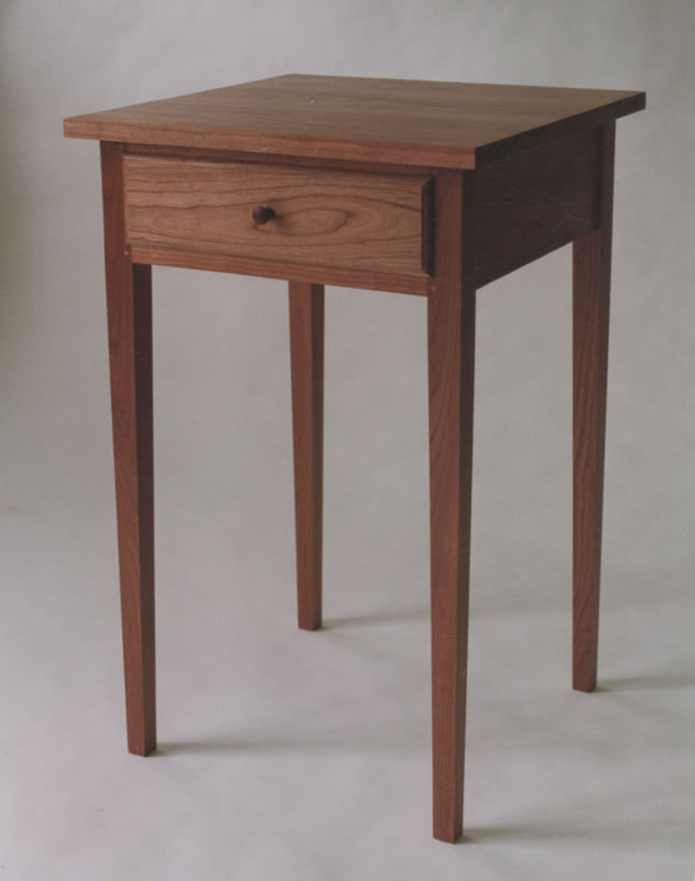 Shaker Night Table Shaker Furniture Bissellwoodworking Com